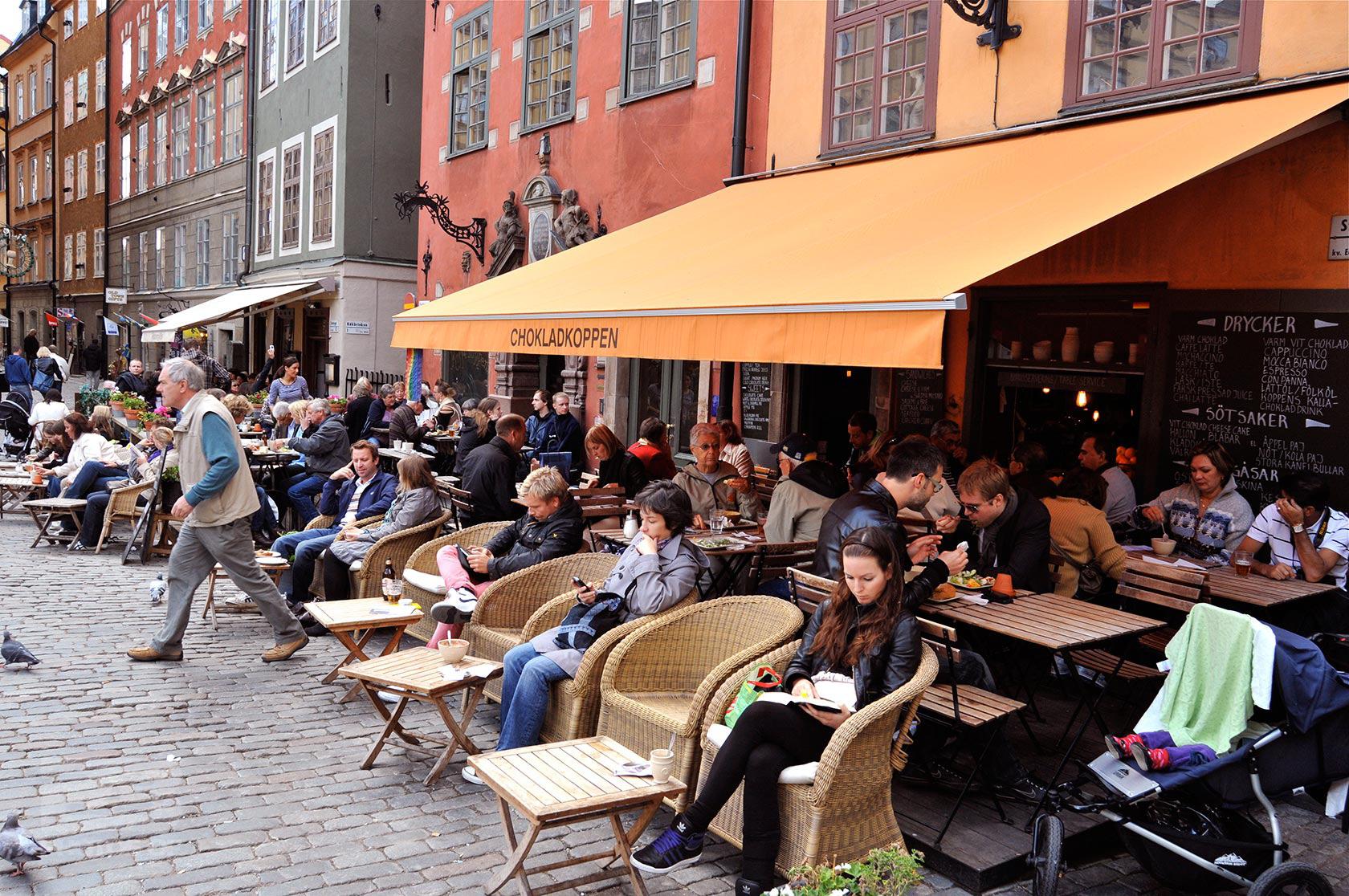 Sześć sekretnych sposobów na tanie i miłe spędzanie czasu w Sztokholmie