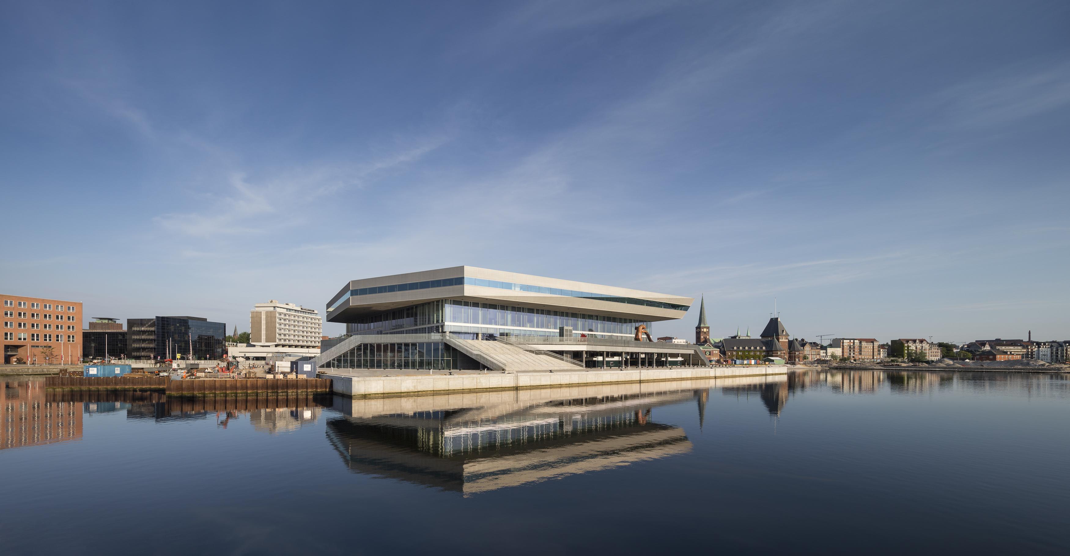 Dokk1 i największa w Skandynawii biblioteka publiczna